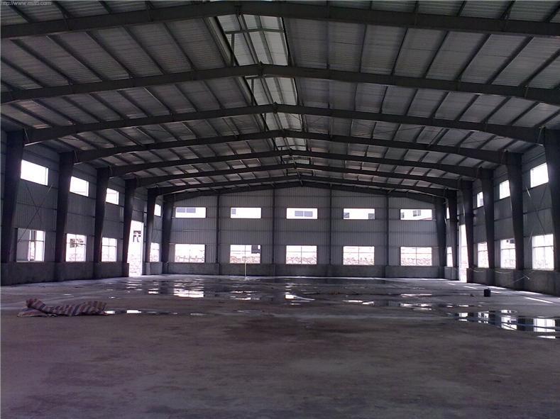 公明南光高速出口五万平米全新钢结构厂房出租