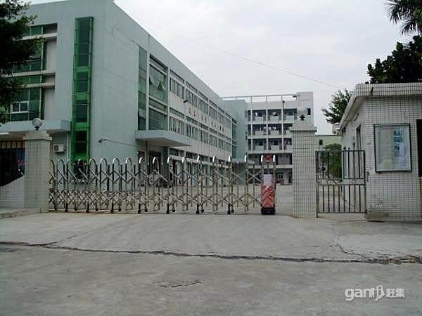 独立式钢筋混凝土框架结构标准厂房